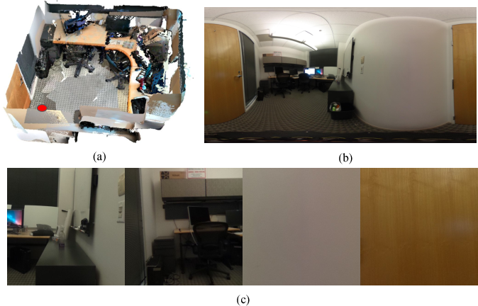 Figure 1 for The AdobeIndoorNav Dataset: Towards Deep Reinforcement Learning based Real-world Indoor Robot Visual Navigation