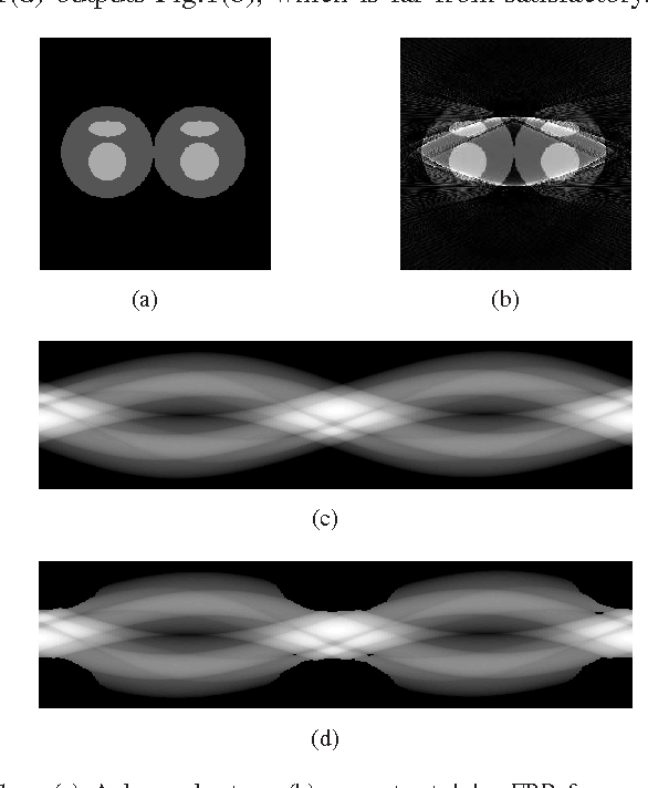 Figure 1 for Mixed one-bit compressive sensing with applications to overexposure correction for CT reconstruction