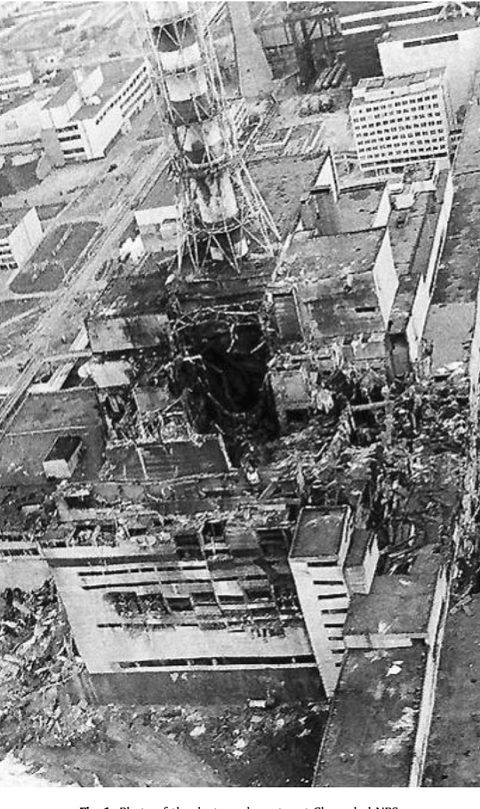 Chernobyl accident: Causes, consequences and problems of