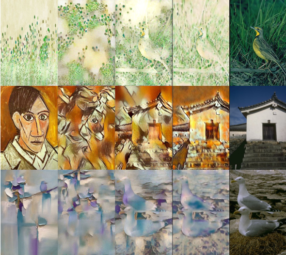 Figure 1 for Improving Style Transfer with Calibrated Metrics