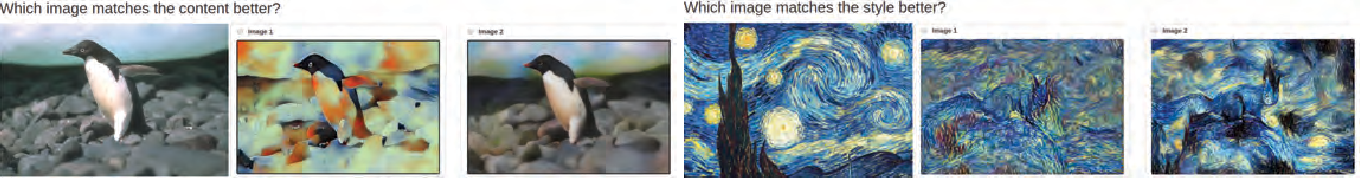 Figure 4 for Improving Style Transfer with Calibrated Metrics