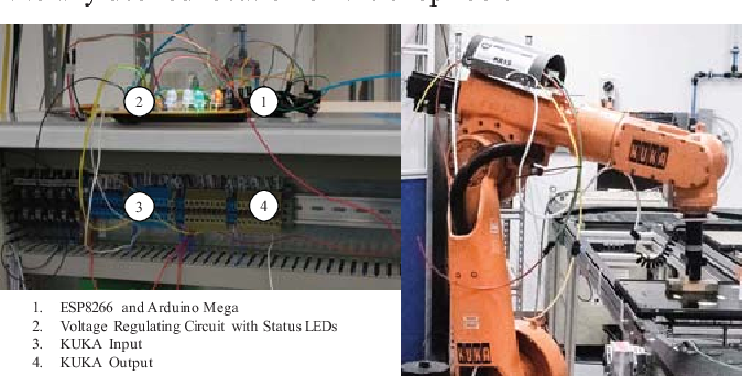 Smart AGV System for Manufacturing Shopfloor in the Context of