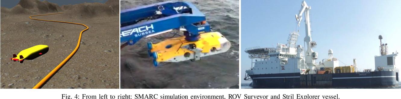 Figure 4 for Towards Autonomous Industrial-Scale Bathymetric Surveying