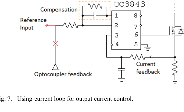 Second life of power supply unit as charge controller in PV system