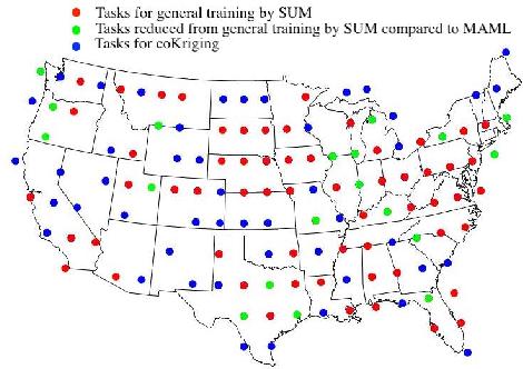 Figure 4 for SUM: Suboptimal Unitary Multi-task Learning Framework for Spatiotemporal Data Prediction