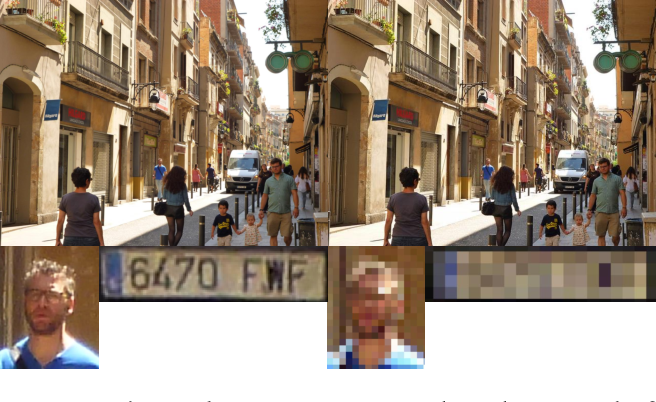 Figure 1 for Bandwidth limited object recognition in high resolution imagery