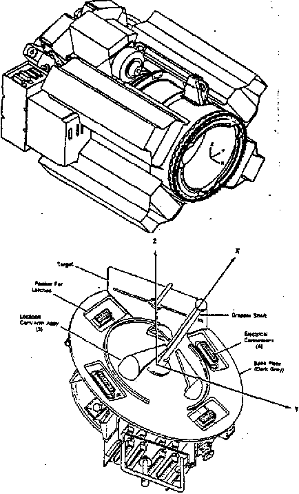 Diagram Of Iss Station