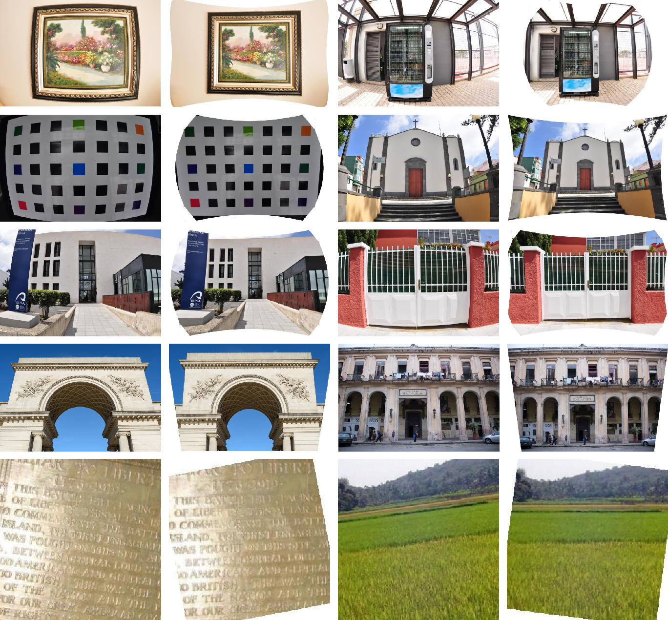 Figure 3 for Blind Geometric Distortion Correction on Images Through Deep Learning