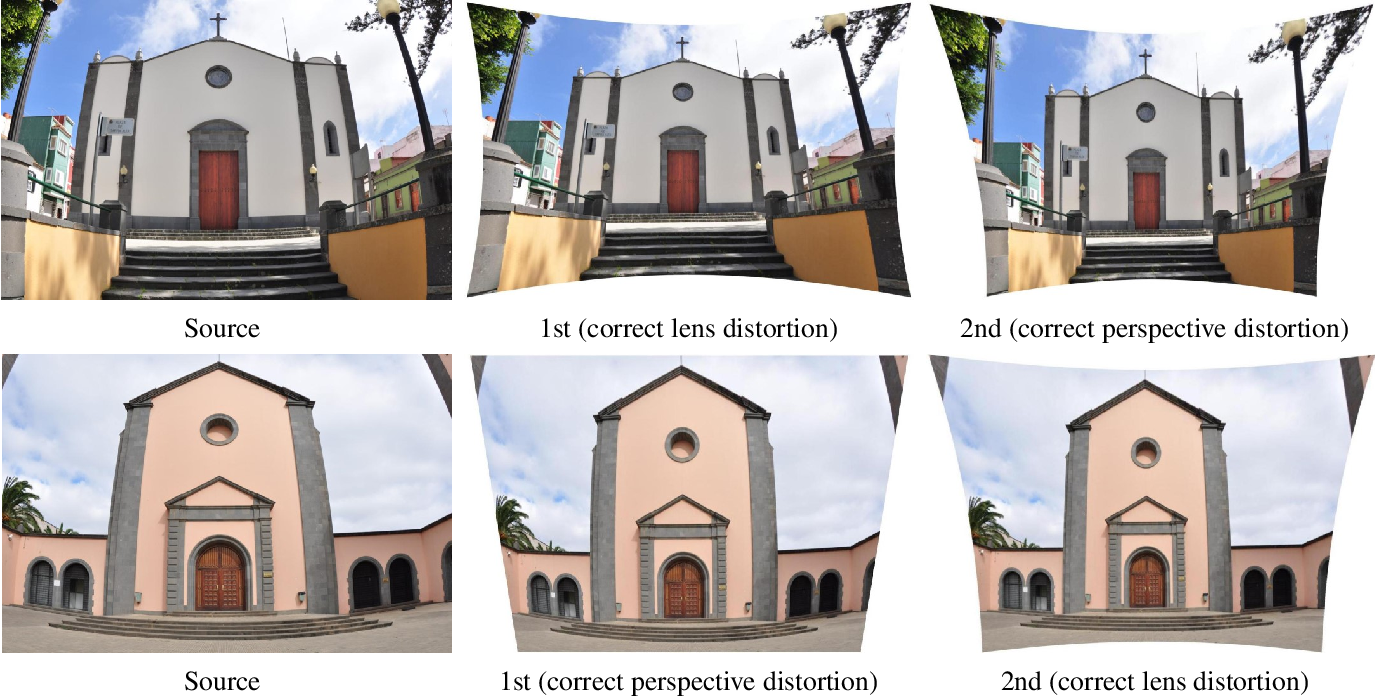 Figure 4 for Blind Geometric Distortion Correction on Images Through Deep Learning