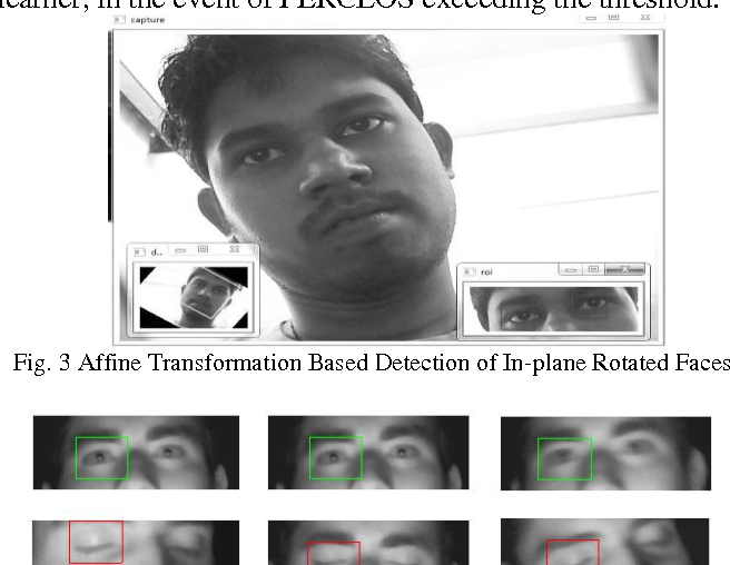 Figure 3 for Automated Alertness and Emotion Detection for Empathic Feedback During E-Learning