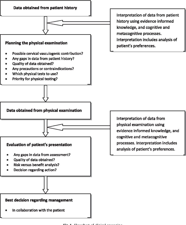 International framework for examination of the cervical region for ...