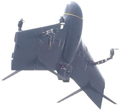Figure 1 for Control of a Tail-Sitter VTOL UAV Based on Recurrent Neural Networks