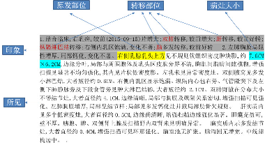 Figure 3 for Applications of BERT Based Sequence Tagging Models on Chinese Medical Text Attributes Extraction