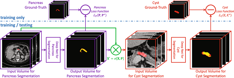 Figure 3 for Deep Supervision for Pancreatic Cyst Segmentation in Abdominal CT Scans