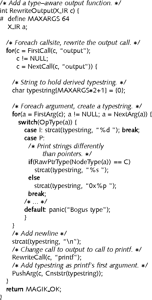 Figure 1 from Incorporating Application Semantics and