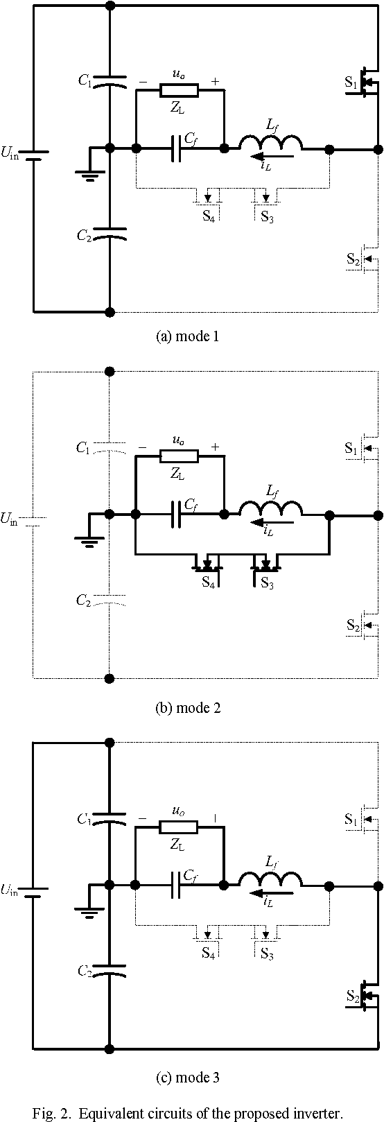 Half Bridge Type Inverter With Hysteresis Current Control And Is Unipolar Pwm Possible A Electronics Modulation Semantic Scholar