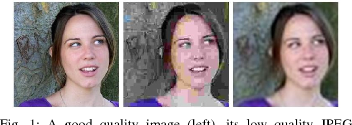 Figure 1 for Quality Classified Image Analysis with Application to Face Detection and Recognition
