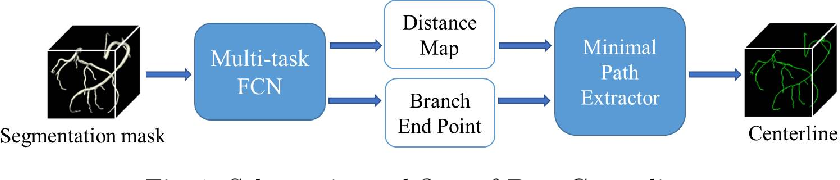 Figure 1 for DeepCenterline: a Multi-task Fully Convolutional Network for Centerline Extraction