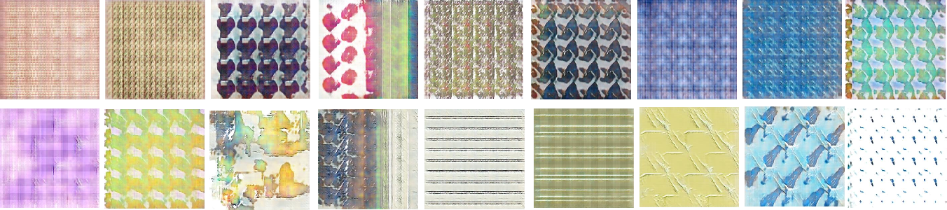 Figure 3 for Wallpaper Texture Generation and Style Transfer Based on Multi-label Semantics