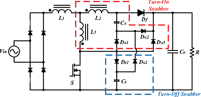 a boost pfc rectifier with a passive lossless snubber circuit using rh semanticscholar org
