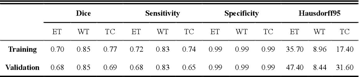 Figure 2 for 3D AGSE-VNet: An Automatic Brain Tumor MRI Data Segmentation Framework
