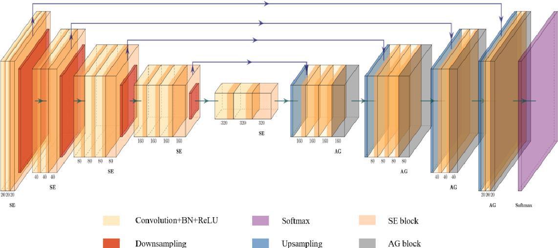 Figure 1 for 3D AGSE-VNet: An Automatic Brain Tumor MRI Data Segmentation Framework