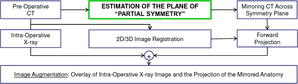Figure 3 for Exploiting Partial Structural Symmetry For Patient-Specific Image Augmentation in Trauma Interventions