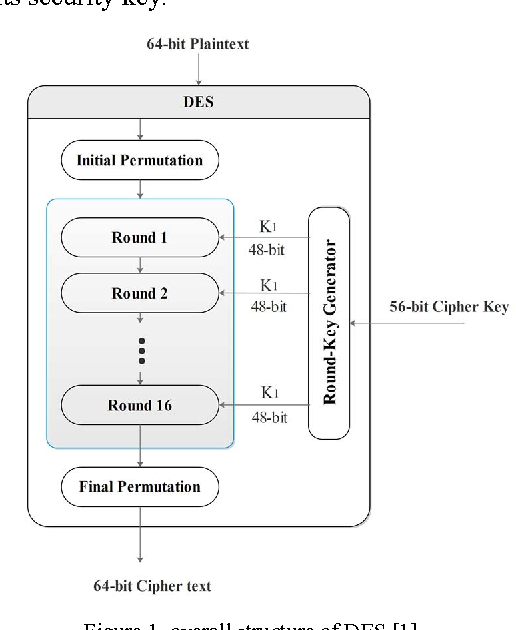 Figure 1 from A high speed implementation counter mode cryptography