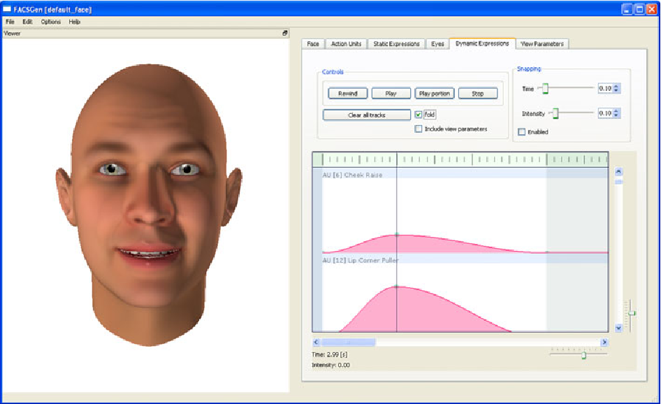 FACSGen: A Tool to Synthesize Emotional Facial Expressions Through