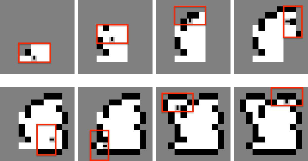 Figure 2 for Neural SLAM: Learning to Explore with External Memory