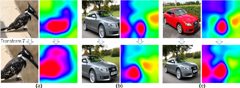Figure 1 for Unsupervised Deep Metric Learning with Transformed Attention Consistency and Contrastive Clustering Loss
