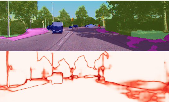 Figure 1 for Time-Dynamic Estimates of the Reliability of Deep Semantic Segmentation Networks