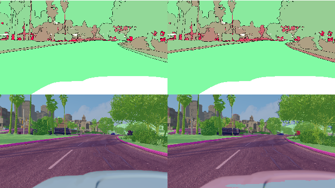 Figure 4 for Time-Dynamic Estimates of the Reliability of Deep Semantic Segmentation Networks