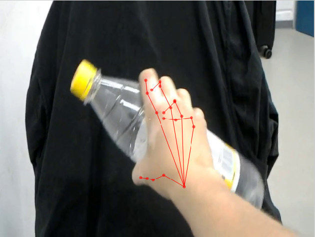 Figure 3 for HAIR: Head-mounted AR Intention Recognition
