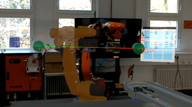 Figure 4 for HAIR: Head-mounted AR Intention Recognition
