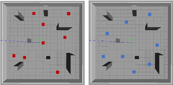 Figure 3 for Motion Planning by Reinforcement Learning for an Unmanned Aerial Vehicle in Virtual Open Space with Static Obstacles