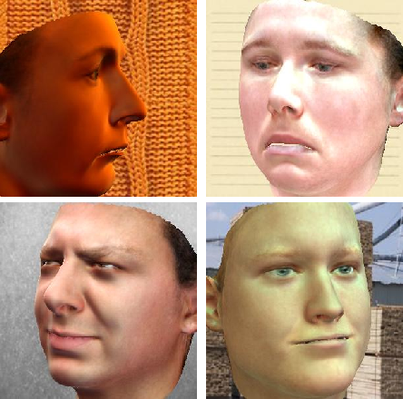 Figure 1 for Training Deep Face Recognition Systems with Synthetic Data