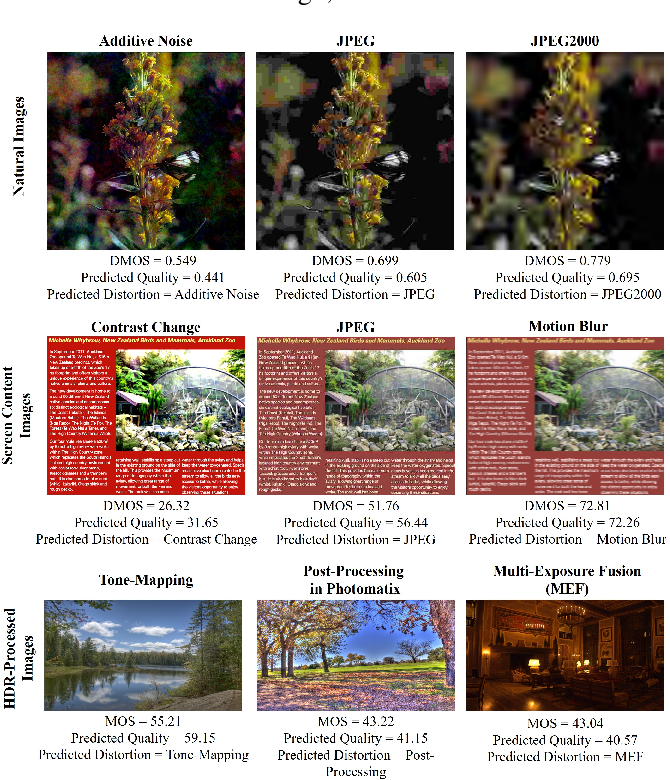 Figure 1 for No-Reference Image Quality Assessment via Feature Fusion and Multi-Task Learning