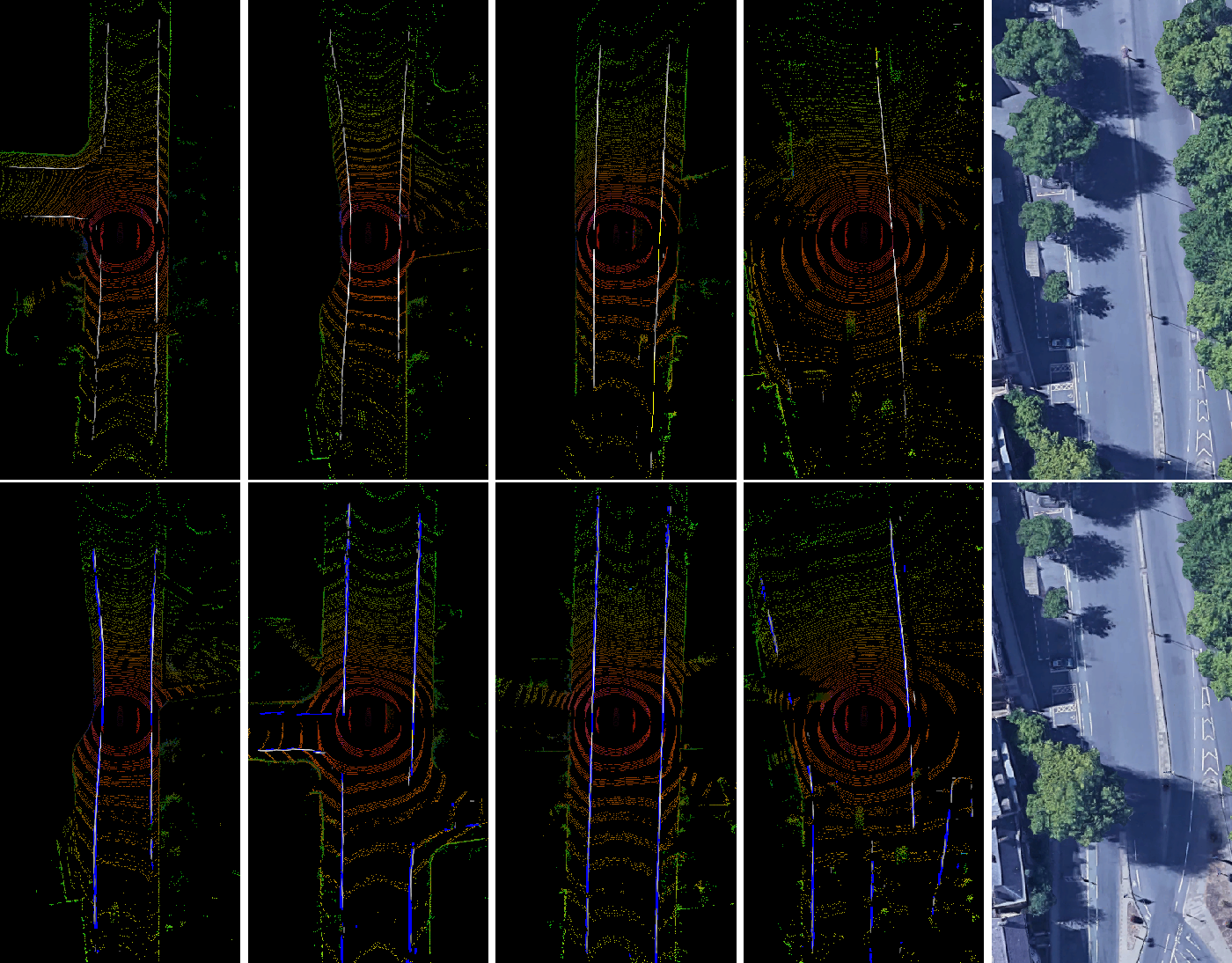 Figure 2 for Online Inference and Detection of Curbs in Partially Occluded Scenes with Sparse LIDAR