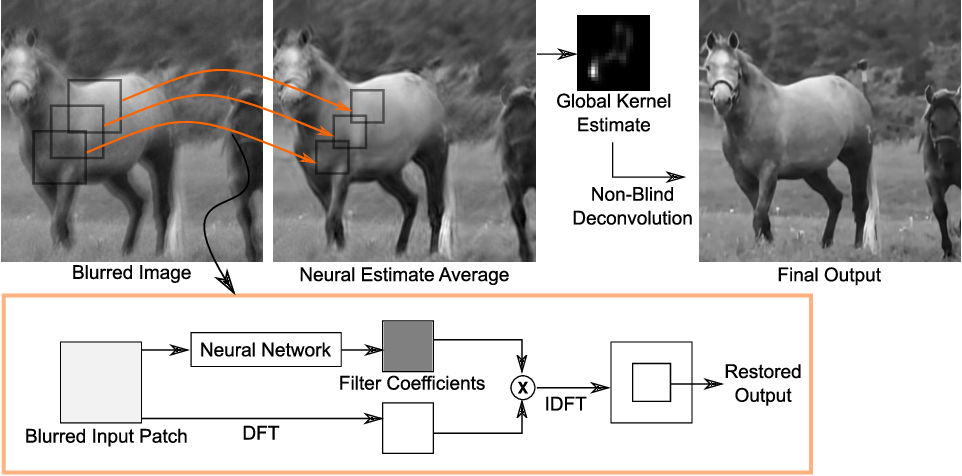 Figure 1 for A Neural Approach to Blind Motion Deblurring