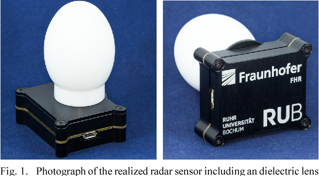 Figure 1 from A compact ultra-wideband mmWave radar sensor at 80 GHz
