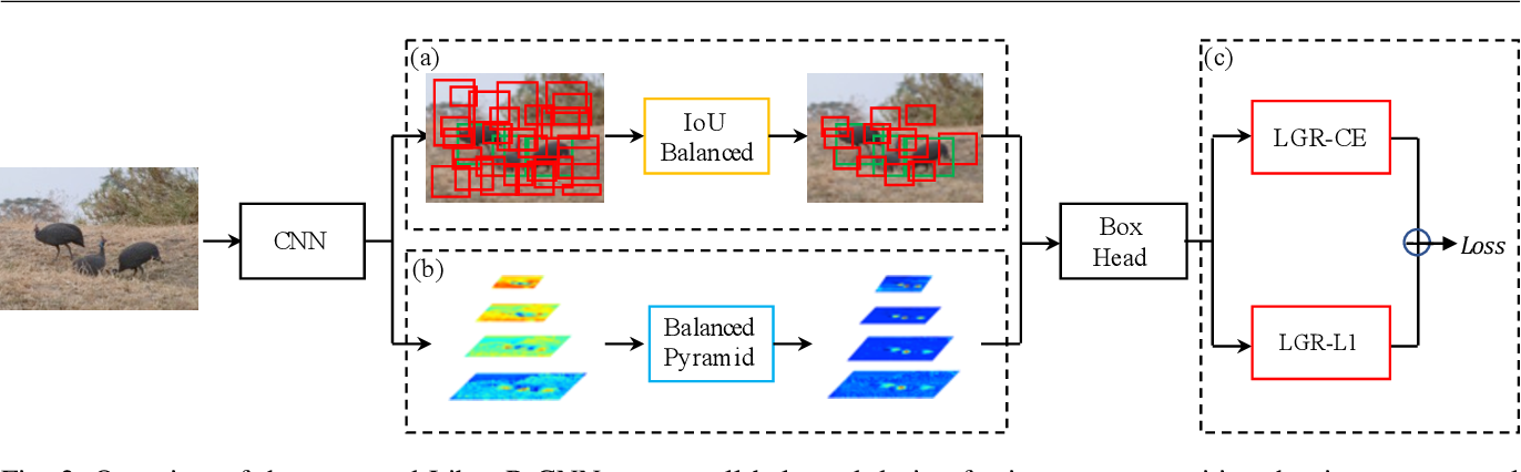 Figure 3 for Towards Balanced Learning for Instance Recognition