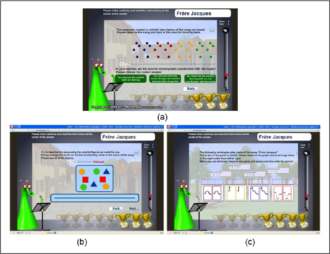 Figure 1 from In Harmony: A technology-based music education