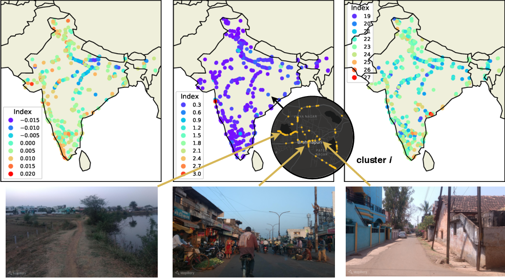 Figure 1 for Predicting Livelihood Indicators from Crowdsourced Street Level Images