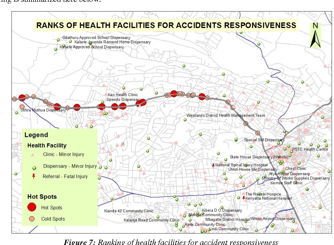 GIS In Road Accident Mapping And Emergency Response Management ...