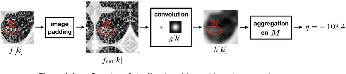 Figure 1 for Standardised convolutional filtering for radiomics