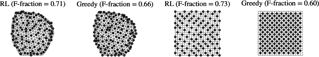 Figure 1 for Optimization-Based Algebraic Multigrid Coarsening Using Reinforcement Learning