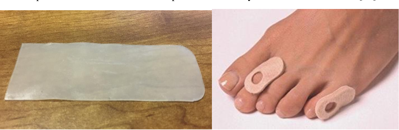PDF] A Pressure Ulcer Patch Material Study for a Wearable Sensor