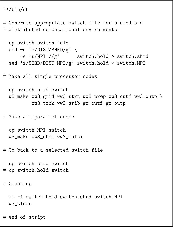 PDF] User manual and system documentation of WAVEWATCH III R