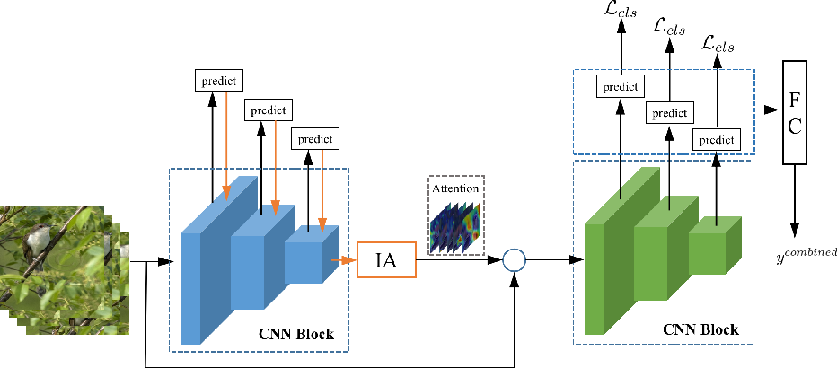 Figure 1 for Interpretable Attention Guided Network for Fine-grained Visual Classification